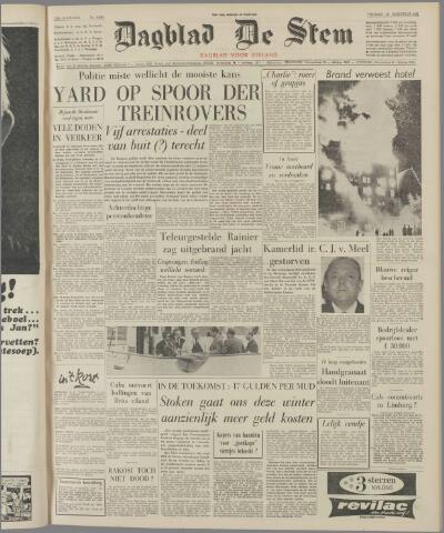 de Stem 1963-08-16