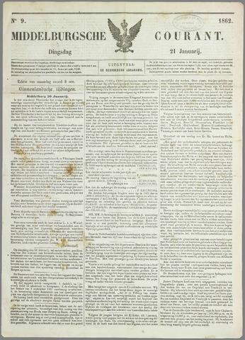 Middelburgsche Courant 1862-01-21