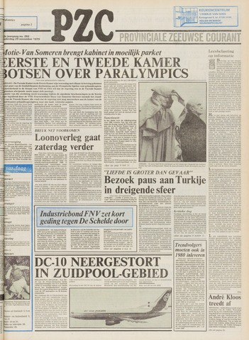 Provinciale Zeeuwse Courant 1979-11-29
