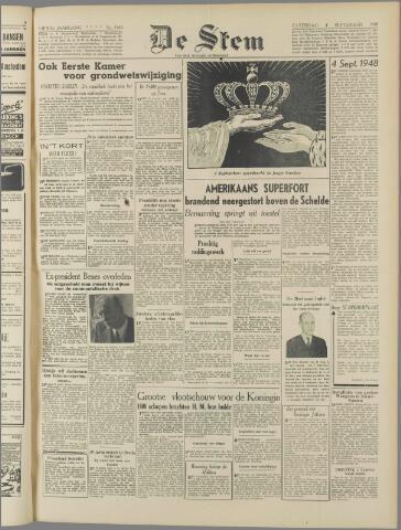 de Stem 1948-09-04