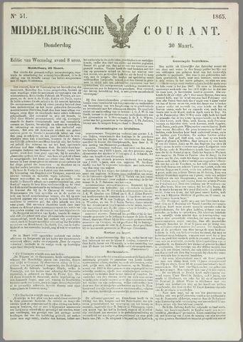 Middelburgsche Courant 1865-03-30