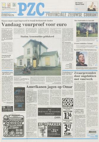 Provinciale Zeeuwse Courant 2002-01-02