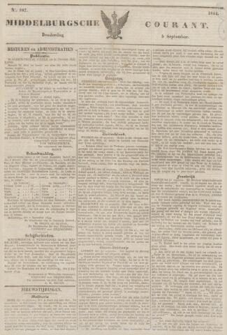 Middelburgsche Courant 1844-09-05