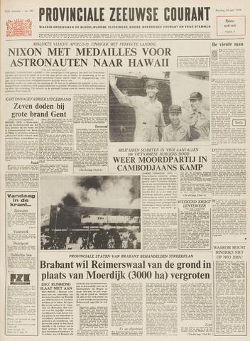 Provinciale Zeeuwse Courant 1970-04-18