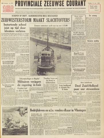 Provinciale Zeeuwse Courant 1963-11-19