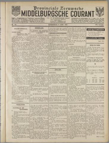 Middelburgsche Courant 1932-06-09