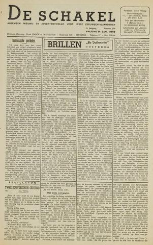 De Schakel 1949-01-14