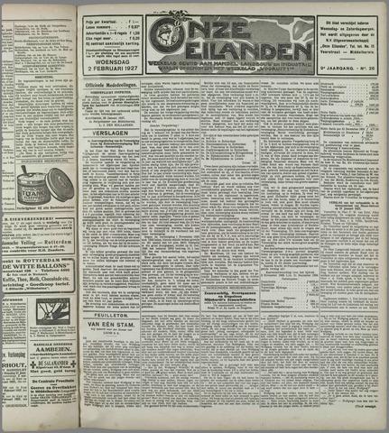 Onze Eilanden 1927-02-02