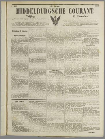 Middelburgsche Courant 1908-11-13