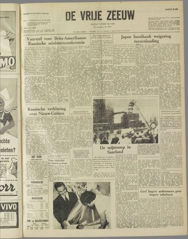 de Vrije Zeeuw 1962-02-09