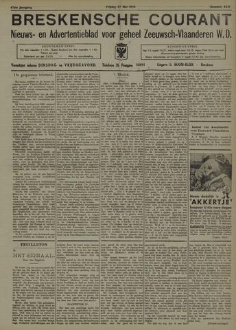 Breskensche Courant 1938-05-27