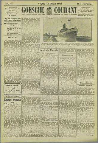 Goessche Courant 1927-03-11