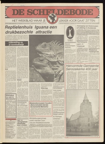 Scheldebode 1983-01-26