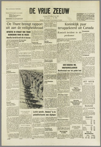de Vrije Zeeuw 1967-05-29