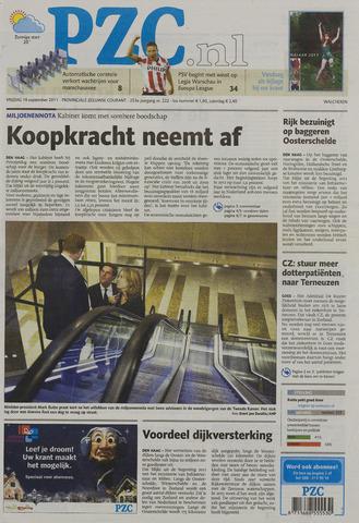 Provinciale Zeeuwse Courant 2011-09-16