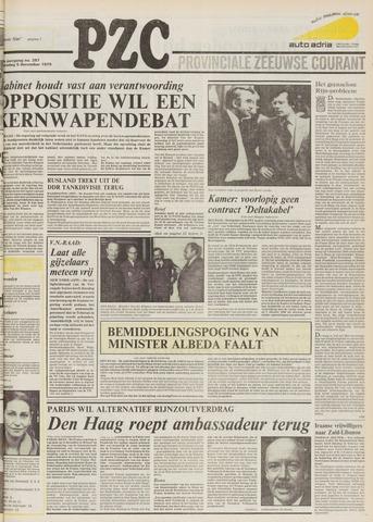 Provinciale Zeeuwse Courant 1979-12-05