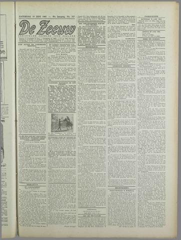 De Zeeuw. Christelijk-historisch nieuwsblad voor Zeeland 1943-06-19
