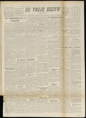 de Vrije Zeeuw 1948-07-10