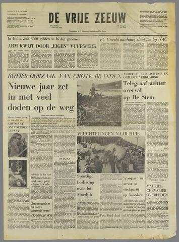 de Vrije Zeeuw 1972