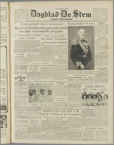 de Stem 1954-08-07