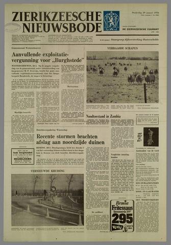 Zierikzeesche Nieuwsbode 1976-01-29