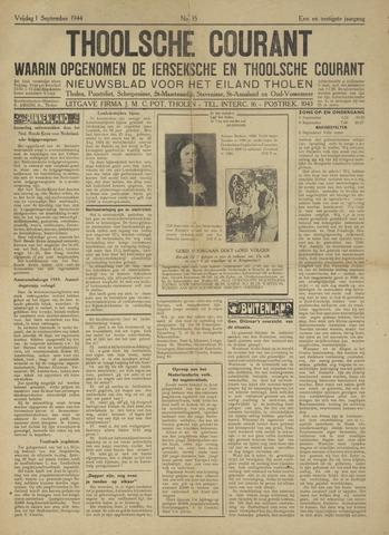 Ierseksche en Thoolsche Courant 1944-09-01