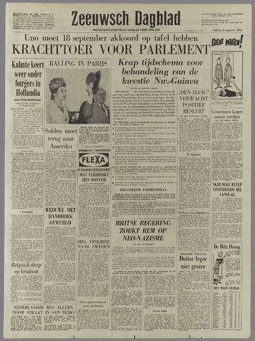 Zeeuwsch Dagblad 1962-08-03