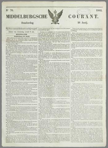 Middelburgsche Courant 1862-06-26
