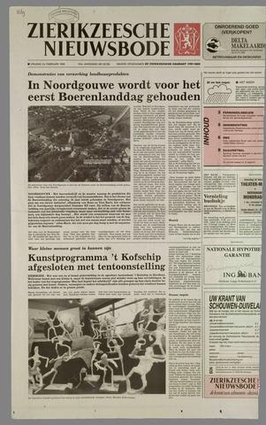 Zierikzeesche Nieuwsbode 1995-02-24