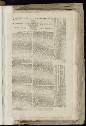 Middelburgsche Courant 1800-08-07