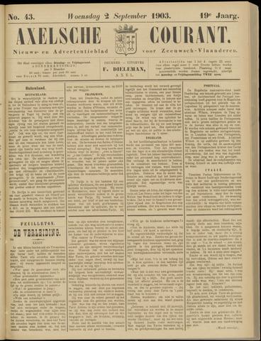 Axelsche Courant 1903-09-02
