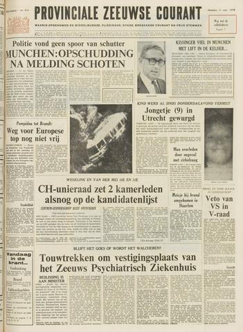 Provinciale Zeeuwse Courant 1972-09-11