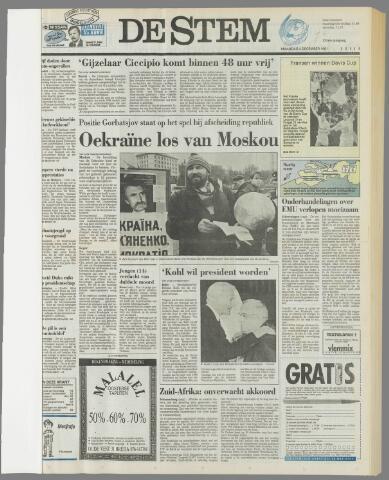 de Stem 1991-12-02