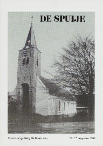 De Spuije 1989-08-01