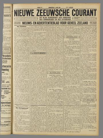 Nieuwe Zeeuwsche Courant 1931-06-11