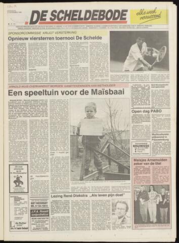 Scheldebode 1990-11-15