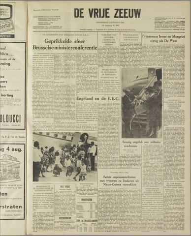 de Vrije Zeeuw 1962-08-02