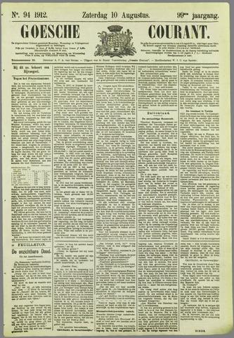 Goessche Courant 1912-08-10