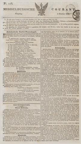 Middelburgsche Courant 1832-10-02