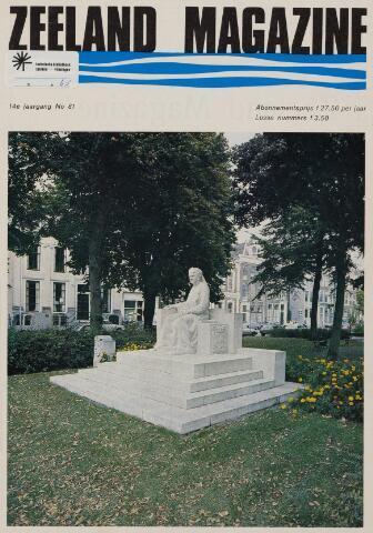 Zeeland Magazine / Veerse Meer Gids 1982-09-01