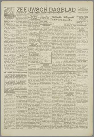 Zeeuwsch Dagblad 1946-02-19
