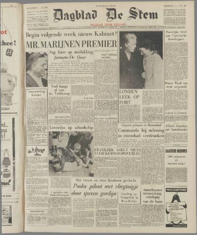 de Stem 1963-07-11
