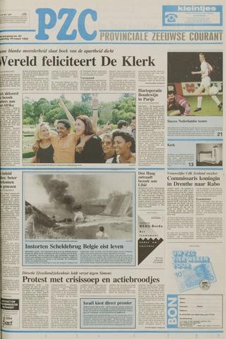 Provinciale Zeeuwse Courant 1992-03-19