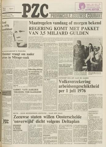Provinciale Zeeuwse Courant 1974-11-16