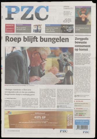 Provinciale Zeeuwse Courant 2013-08-06