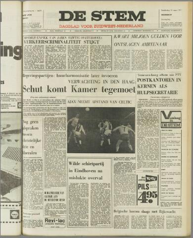 de Stem 1971-03-11