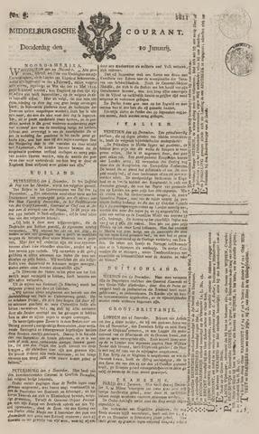 Middelburgsche Courant 1811-01-10