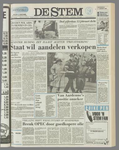 de Stem 1985-01-31