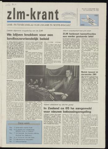 Zeeuwsch landbouwblad ... ZLM land- en tuinbouwblad 1993-12-10