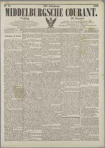 Middelburgsche Courant 1895-01-25